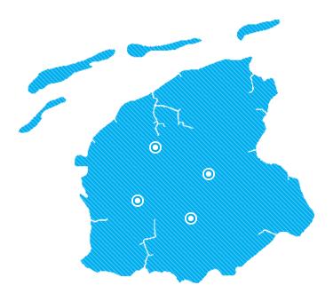 Fides-op-kaart
